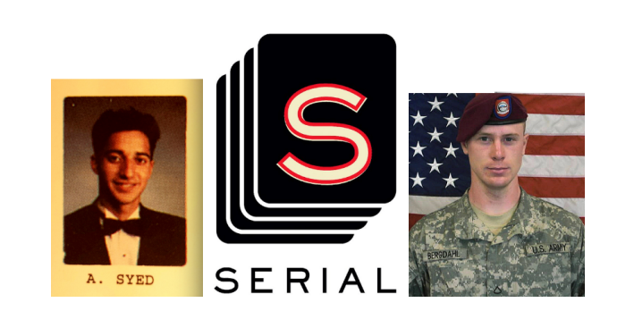 serial saison 1 saison 2 bowe bergdhal adnan syed podcast photo